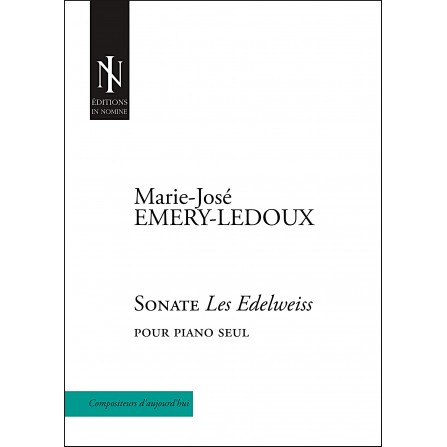 """Sonate """"Les Edelweiss"""""""