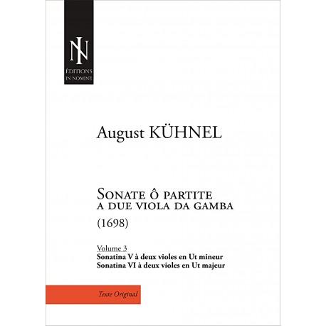 Sonate ô partite a due viola da gamba (Volume 2)