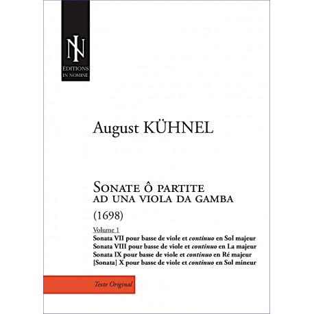 Sonate ô partite a due viola da gamba (Volume 3)