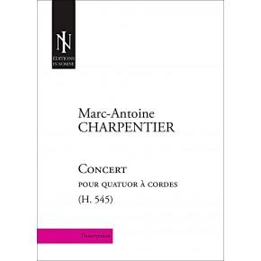 Concert (H.545)